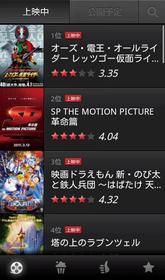 映画の検索はこのアプリにお任せ!「NAVER映画検索App」
